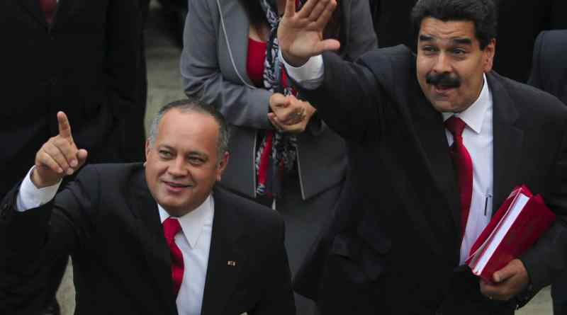 "Diosdado's Alleged ""Secret Meeting"" with Gringo Officials: A Plan to ""Create Contradictions"" within Chavismo - Meetings Confirmed"