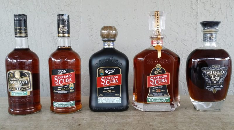 UK Beverage Corporation Diageo to Market Santiago de Cuba Rum