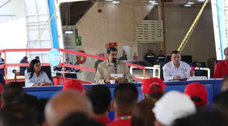 Venezuela will Denounce Threat of US Naval Blockade Before the UN Security Council