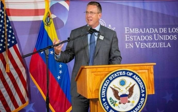 US Opens Venezuela Interest Section in Colombia as Guaido Rebuffs Further Talks