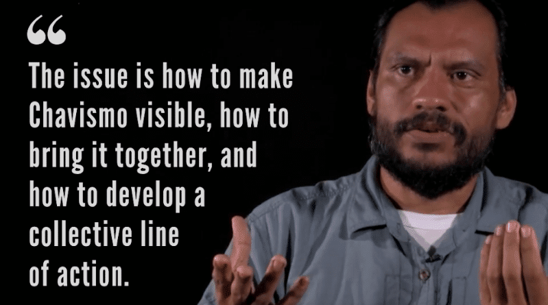 Rebuilding the Hegemony of Chavismo: A Conversation with Gerardo Rojas (Part I)