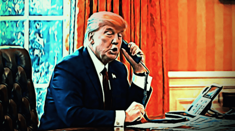 "Donald Trump Reportedly ""Misrepresented"" Trade Phone Calls With China"