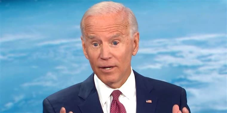 Biden's Brain Is Swiss Cheese And It's Creepy That We're Not Talking About It