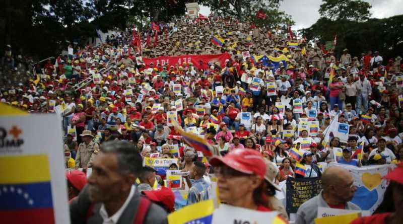 Russia Denounces Illegitimate US Diplomatic Office for Venezuela in Colombia