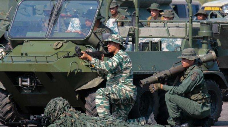 Uruguay Warns of War in Venezuela