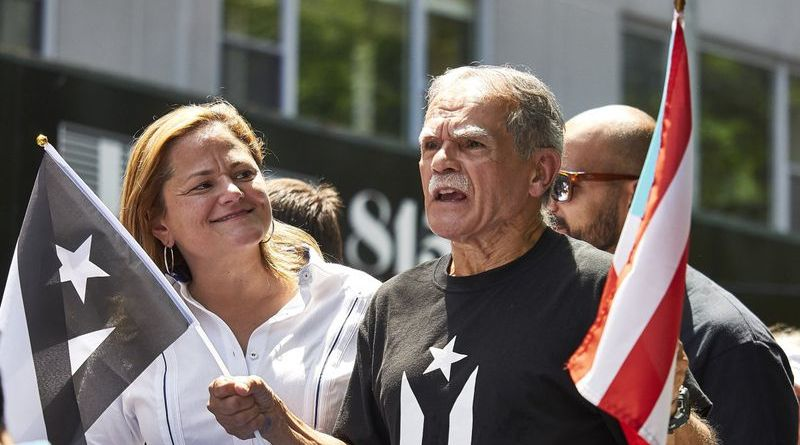 New York Marches for Puerto Rican Independence