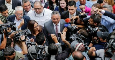 Chavista Deputies Rejoined National Assembly Today (Dialogue Table)