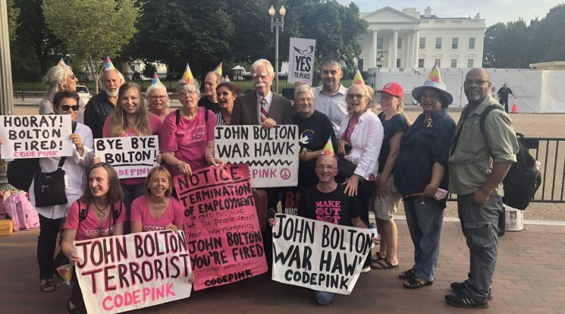 John Bolton, Welcome to #Resistance? Media, Democrats Lament Trump Firing National Security Hawk