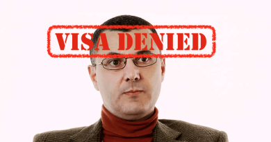 UK Blocks Visit by BDS Co-founder Omar Barghouti (+Freedom in the UK or the USA?)