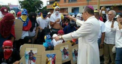 Catholic Leadership in Venezuela: Turning Its Back on the Faithful and Banking on Violent Regime Change