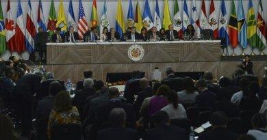 Washington Approves TIAR Treaty for Military Intervention in Venezuela