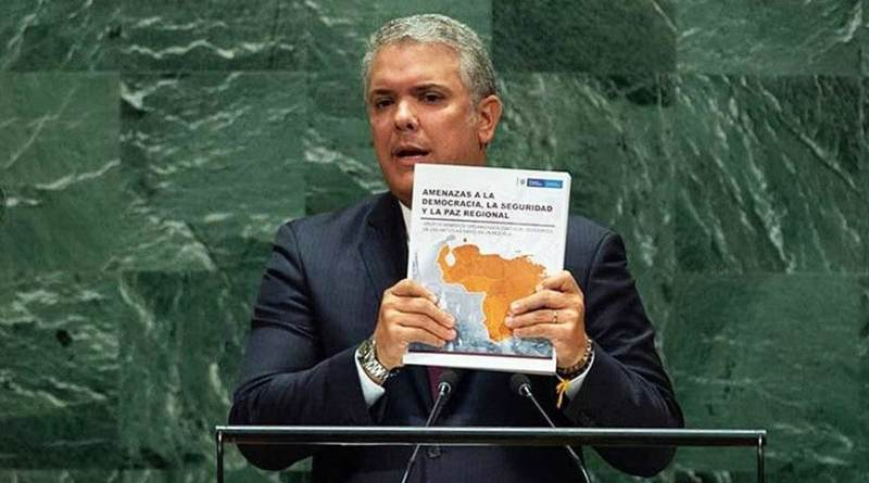 Colombia Admits to Deceiving UN with Fake Pictures to Accuse Venezuela of Illegal Activities