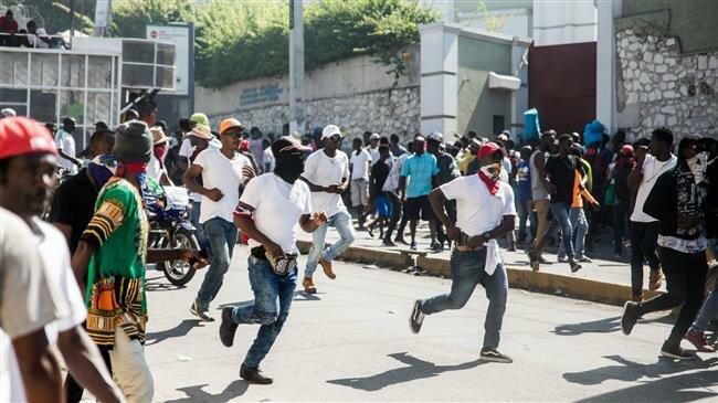 Anti-government Protests in Haiti Turn Violent