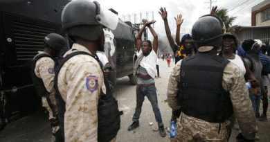 Haiti in Revolution Mode – Yet Again!