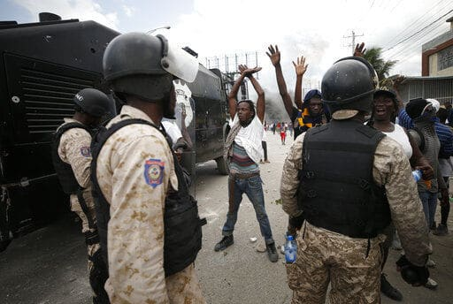 Haiti in Revolution Mode – Yet Again!