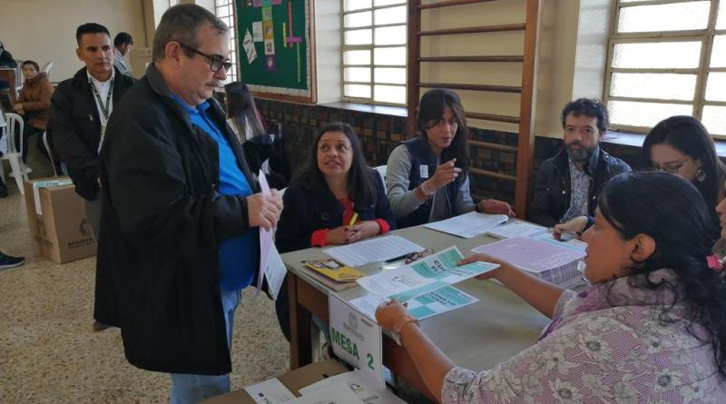 Colombia's Local Elections, Far-Right Uribe Loses Major Cities