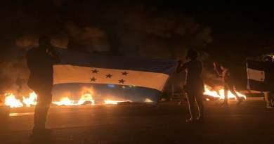 Honduran People Demand the Resignation of President Juan Orlando Hernandez for Links With Drug Trafficking