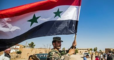 Syrian Government Regains Control Over Country's Northeastern Parts