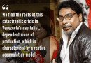The Crisis of Rentier Capitalism in Venezuela: A Conversation with Oscar Figuera (Interview)