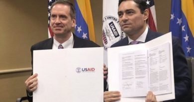 USAID Funds Salaries of Venezuelan Politicians as it Doubles Down on the Coup