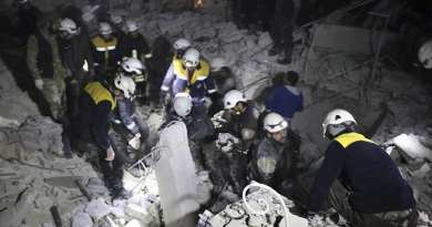 Moscow Urges London to Clarify Whether Founder of 'White Helmets' Had Links to Al-Qaeda