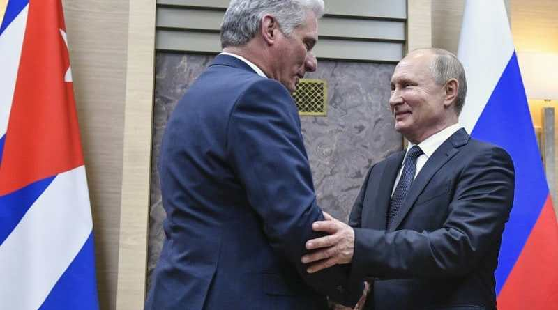 Cuba and Russia Plan New Joint Socio-Economic Ventures Ahead