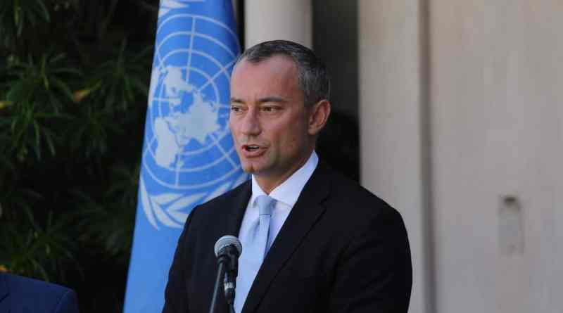 UN Condemns Rockets Launched From Gaza; Ignores Deadly Israel Air Strikes