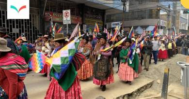 You Can't be Neutral About the Racist Coup D'état in Bolivia