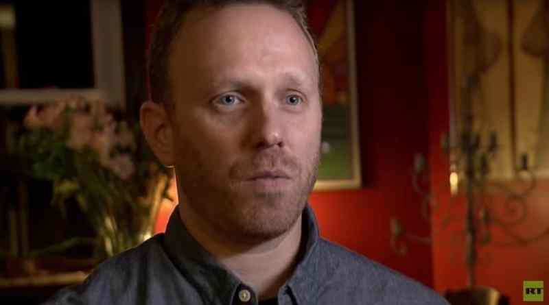CrossTalk on Max Blumenthal: Arresting Speech (Interview)