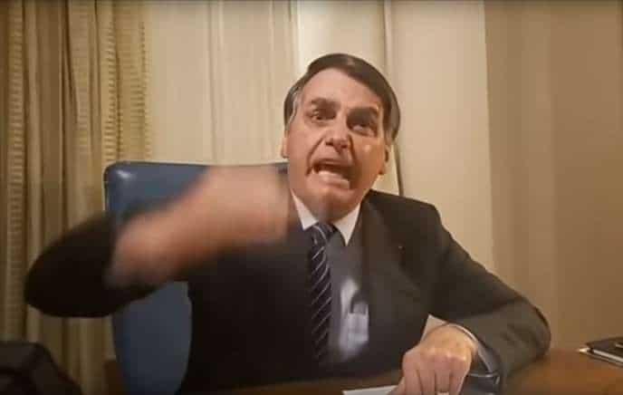 Enraged Bolsonaro Threatens to Shut Down Brazil's Largest TV Network - Marielle Franco's Assassination (Videos)