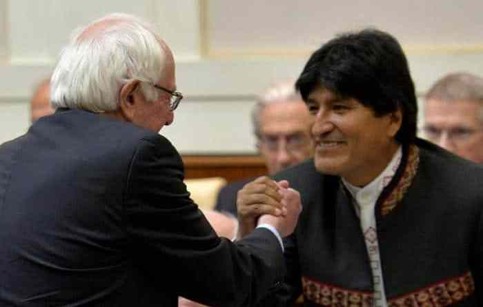 Bolivia and the Loud Silence