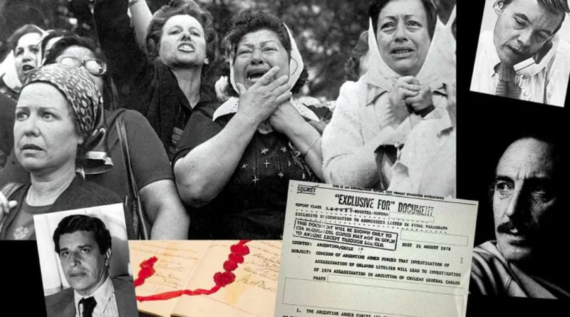 Secret US Intelligence Files Provide History's Verdict on Argentina's Dirty War