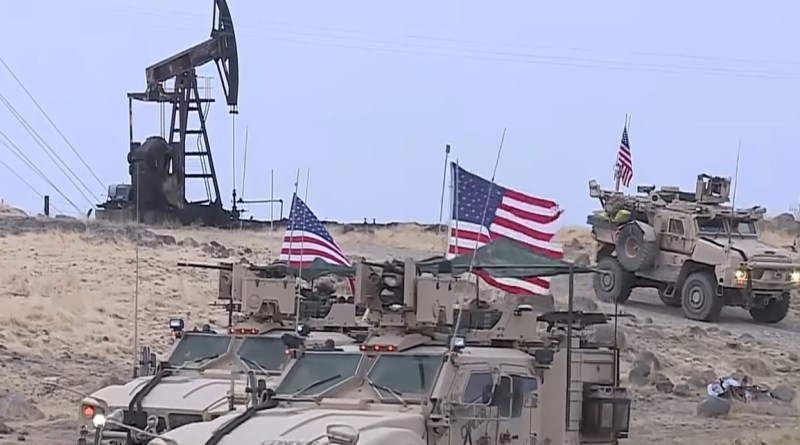 US Congressional Panel Outlines Next Phase of Dirty War on Syria: Occupy Oil Fields and Block Reconstruction