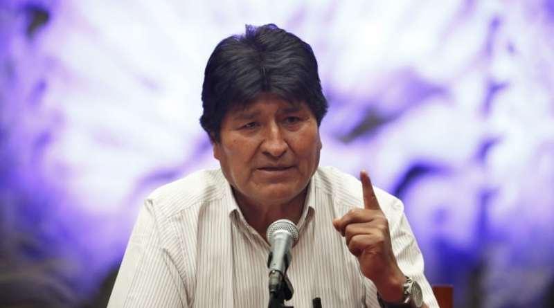 "Evo Morales on Wednesday: ""I am Ready to Go Back to Bolivia"""