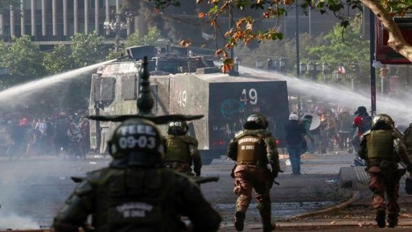Repression of Protests Against the Government of Piñera in Chile Continues (+While he Does Not Resign)