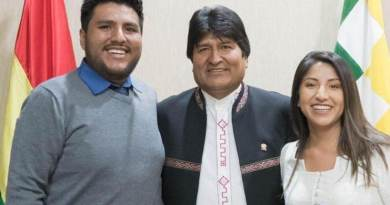 Learn What Añez Dictatorship Did to Evo Morales' Kids Before Leaving Bolivia