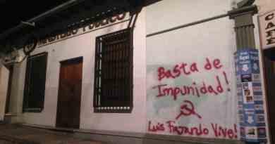 One Year of Impunity: The Assassination of Luis Fajardo