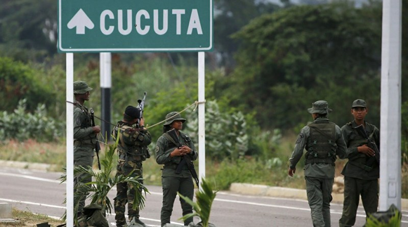 At Least 1 Soldier Killed As Venezuelan Opposition Attacks Military Unit - Caracas
