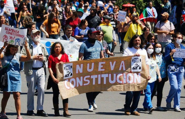 Chile: The Constitutional Scam
