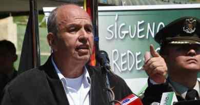 Bolivia: Añez Asks Israel for Help Against Leftist Militants