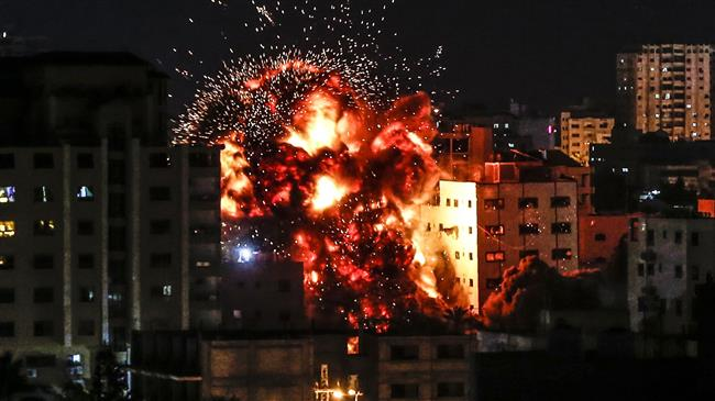 Israeli Military Conducts New Attacks on Besieged Gaza Enclave