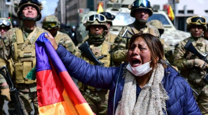 Democrats Largely Silent on Bolivia Coup (Podcast)
