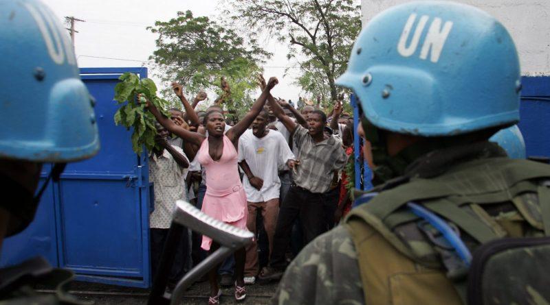 Haiti: An Internationally Sponsored Crisis