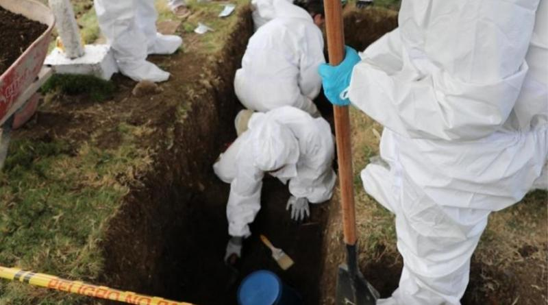 Colombia Faces the Exhumation of 200k Unidentified Bodies