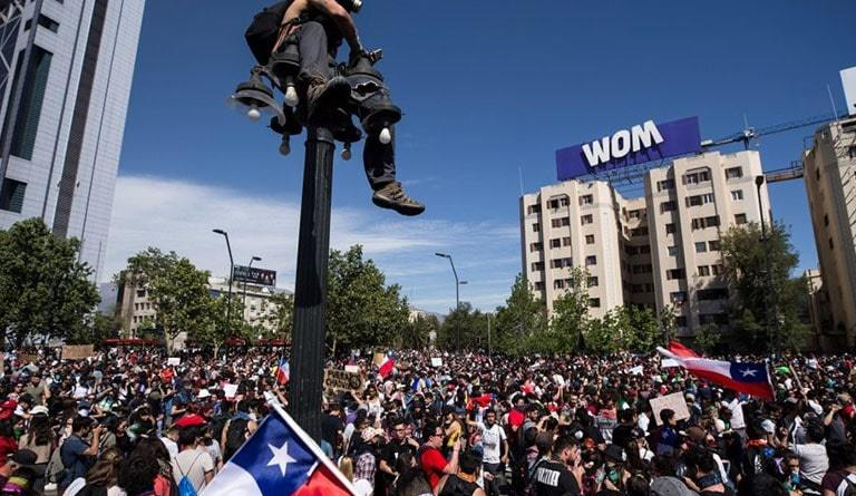 Chile: 92.4% Voted in Favor of a New Constitution (Constituent Assembly)