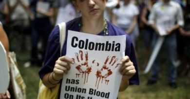 Colombian Attorney Asks Government to Stop the Murders of Social Leaders