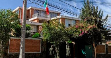 Mexican Government Denounces Excessive Surveillance at its Embassy in Bolivia (Drones Used)
