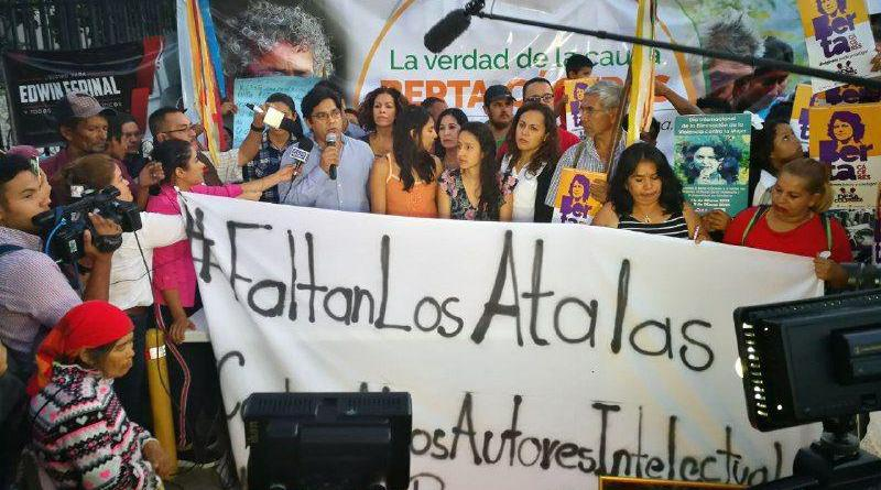 Honduras: Murderers of Berta Cáceres  Sentenced to 34 years in Prison (What About the Masterminds?)