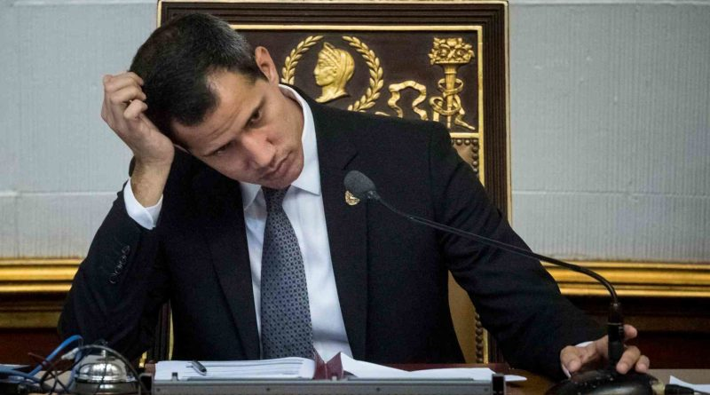 "Moscow: ""Last Months Have Demonstrated a True Failure of the 'Guaido Project'"""