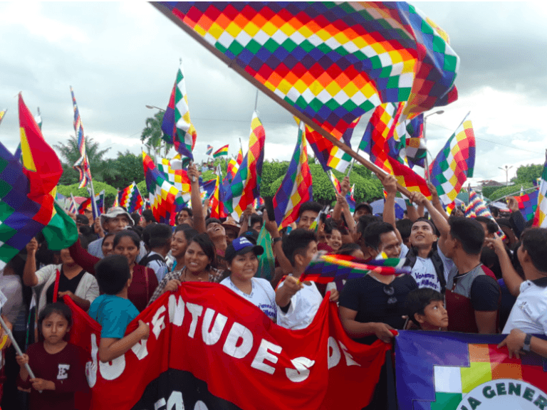 Bolivian Free Territory of Chapare Ousted the Coup Regime, Braces for Bloody Re-invasion